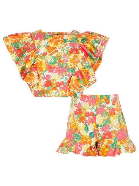 river-island-girls-floralnbspflutter-sleeve-set-orange
