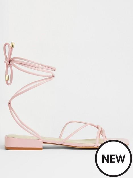 ted-baker-teffik-suede-square-toe-spaghetti-strap-flat-sandal-pink