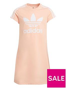 adidas-originals-junior-unisex-adicolour-dress-pinkwhite