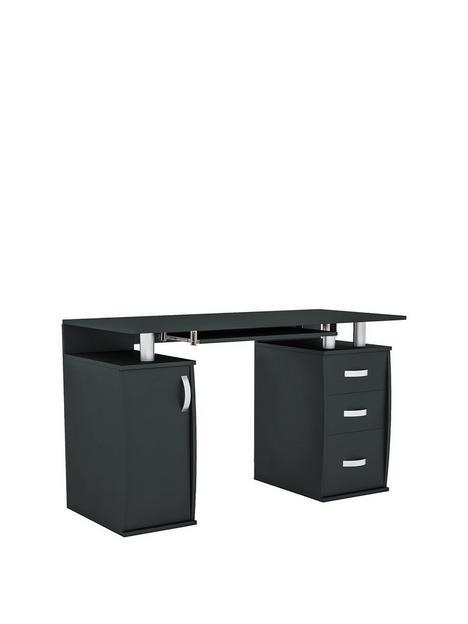 vida-designs-otley-3-drawer-computer-desk-black