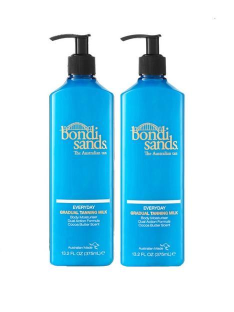 bondi-sands-bondi-sands-everyday-gradual-tanning-milk-twin-pack-375ml