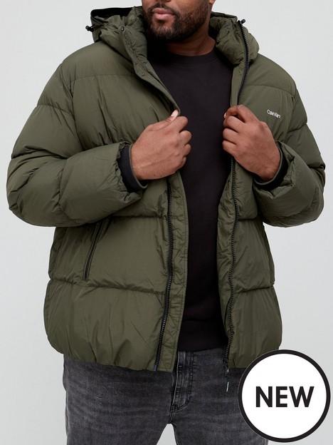 calvin-klein-big-amp-tall-crinkle-nylonnbsppadded-jacket