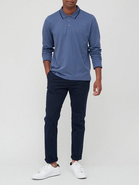 tommy-hilfiger-tommy-hilfiger-basic-tipped-regular-long-sleeve-polo-shirt