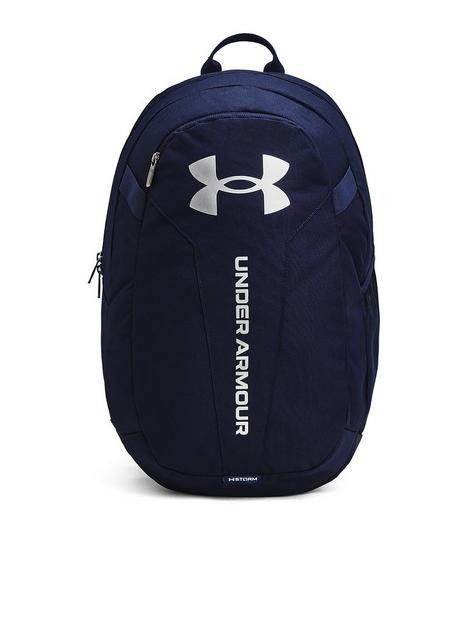 under-armour-training-hustle-lite-backpack-navy