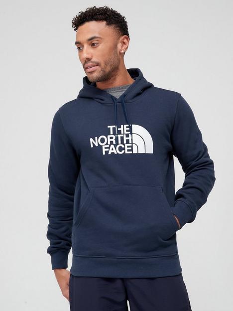 the-north-face-drew-peak-pullover-hoodie-navy