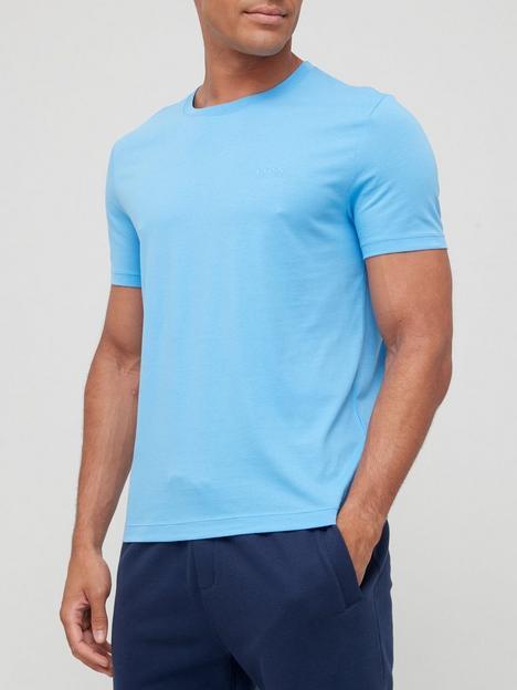 boss-tiburt-classic-t-shirt-open-blue