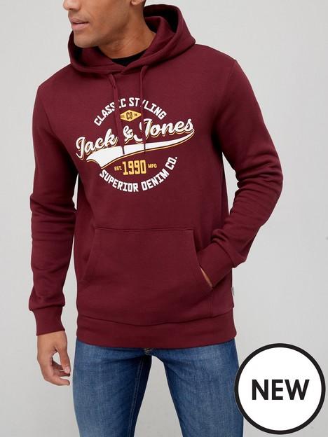 jack-jones-logo-overhead-hoodie-port