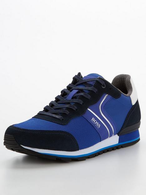boss-parkour-runner-nylon-trainers-bluenbsp