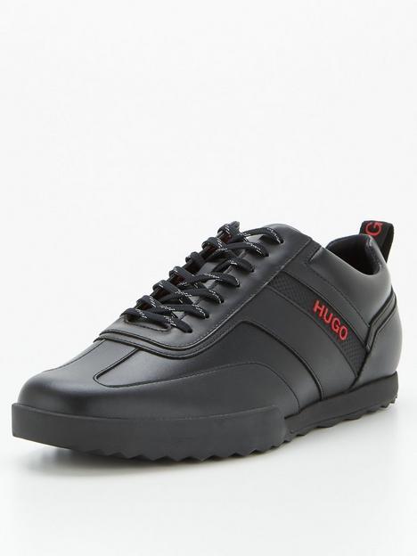 hugo-matrix-trainers-black