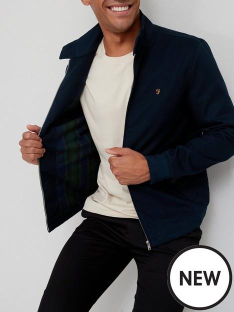 farah-organic-cotton-harrington-jacket-navynbsp