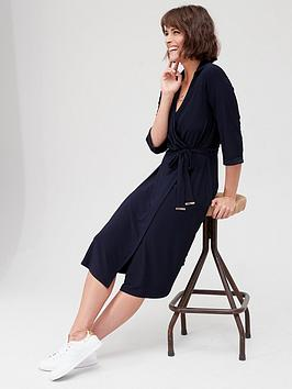 fig-basil-ity-wrap-midi-dress-black