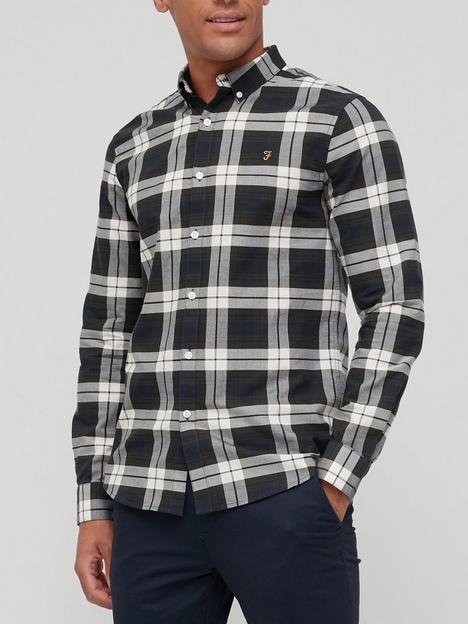 farah-checked-long-sleeve-shirt-check