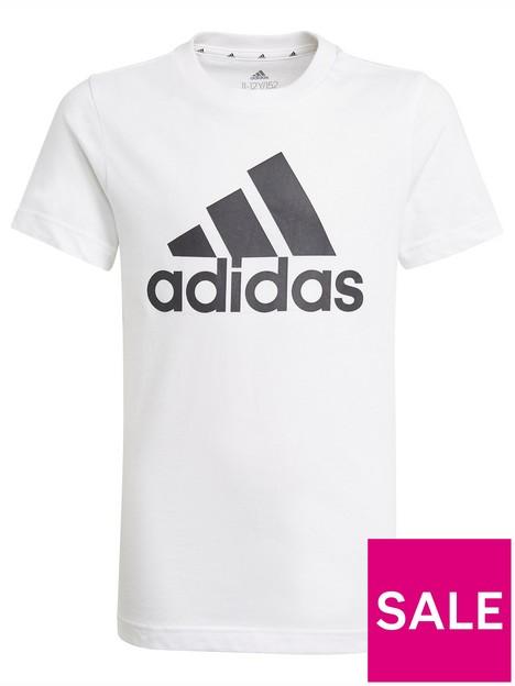 adidas-junior-boys-t-shirt-whiteblack