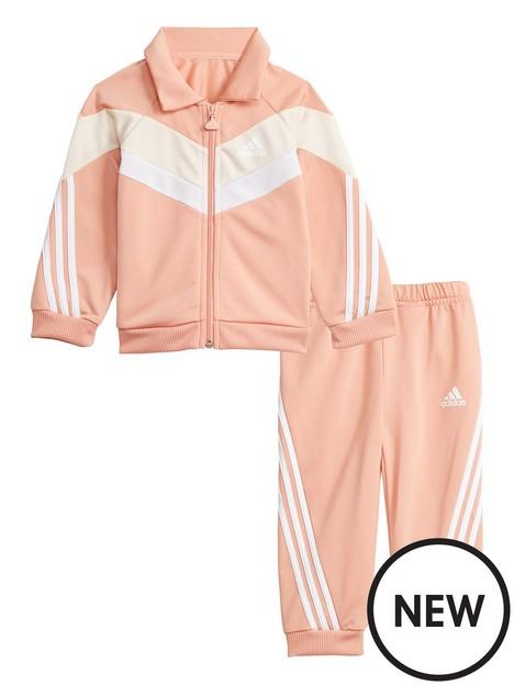 adidas-infant-unisex-future-iconsnbspshiny-tracksuit-pinkwhite
