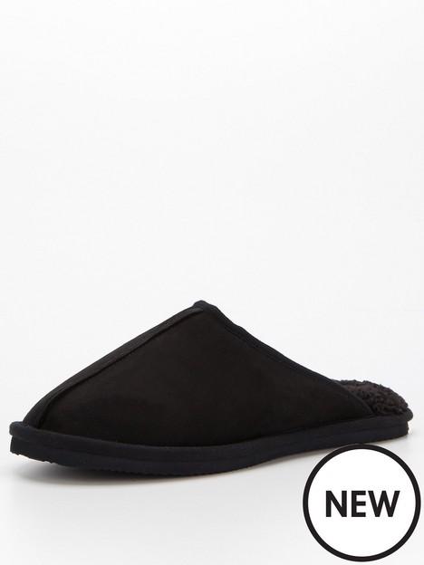 jack-jones-dudely-borg-slippers-black