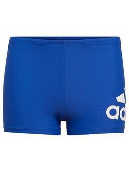 adidas-kids-boys-badge-of-sport-brief-swim-bluewhite