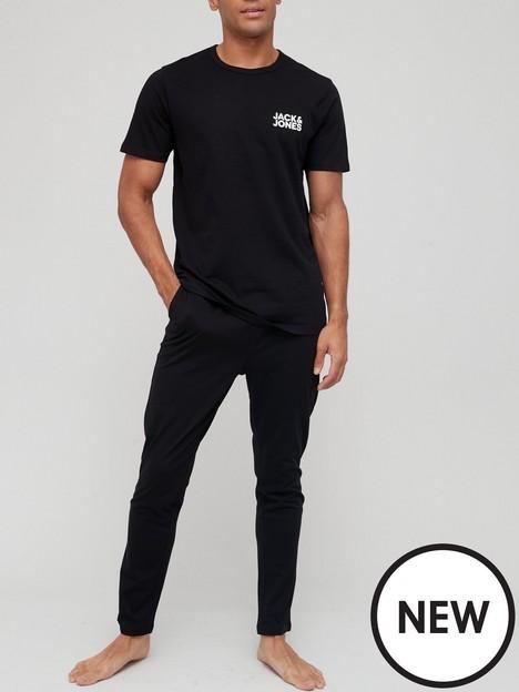 jack-jones-nightwear-set-black