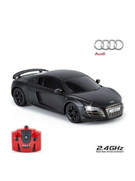 124-scale-audi-r8-gt-ltd-edition-black-remote-control-car