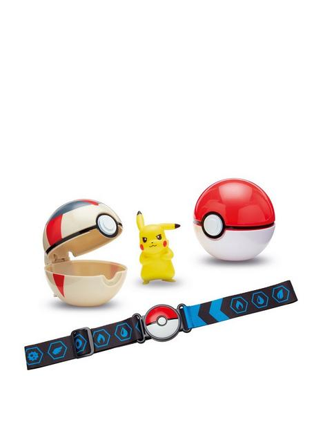 pokemon-pokemon-clip-n-go-poke-ball-belt-set-pikachu