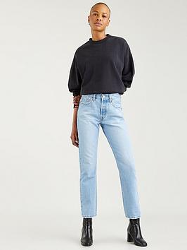 levis-501regnbsphigh-waist-straight-leg-jeans--nbspblue