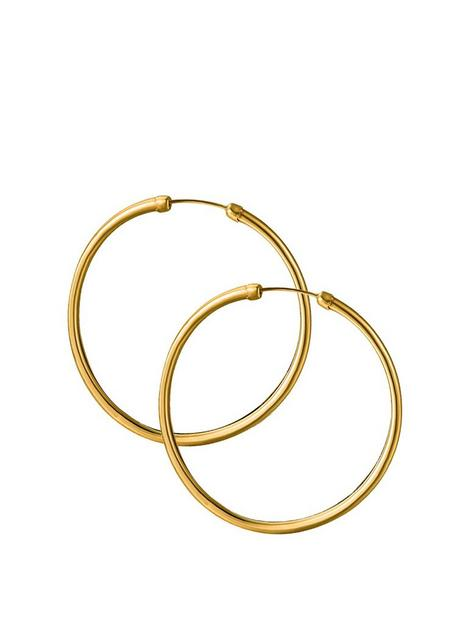 love-gold-9ct-rolled-gold-45mm-large-hoop-earrings