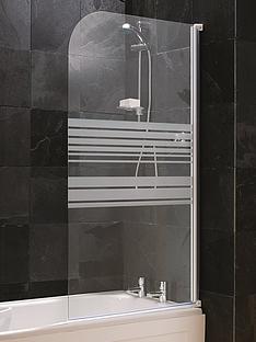 aqualux-striped-bath-shower-screen
