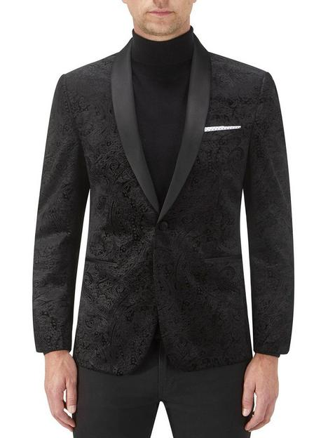 skopes-westwood-tailored-fit-velvet-tuxedo-jacket-black