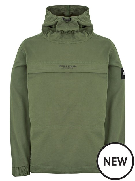weekend-offender-ortega-brushed-cotton-hooded-overtop-dark-khakinbsp