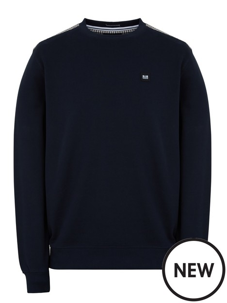 weekend-offender-weekend-offender-mimo-check-detail-badge-sweat