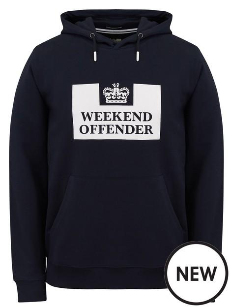 weekend-offender-logo-classic-hoodie