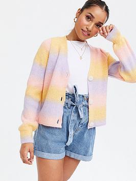 new-look-rainbow-cardigan-print