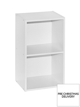 vida-designs-oxford-2-tier-cube-bookcase