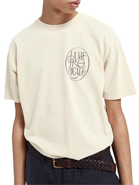 scotch-soda-chest-print-t-shirt