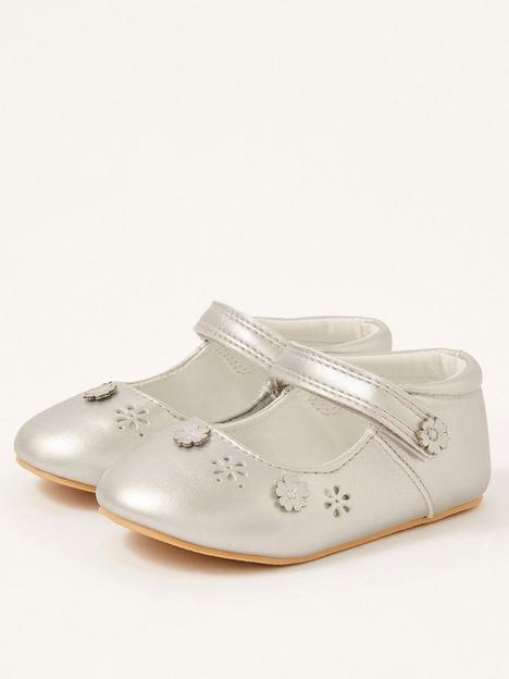 monsoon-baby-girls-3d-flower-shimmer-walker-shoes-silver