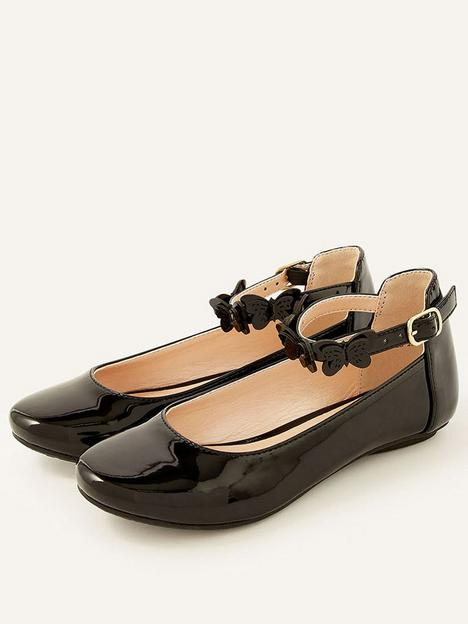 monsoon-girls-patent-butterfly-strap-ballerina-shoes-black