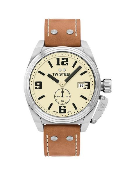 tw-steel-tw-steel-canteen-new-stainless-steel-case-leather-strap-mens-watch