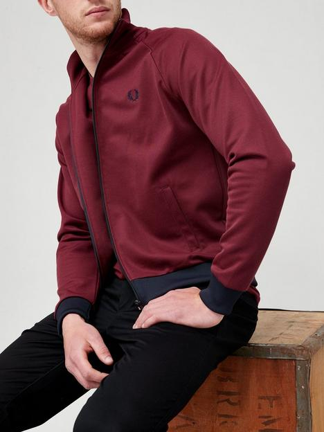 fred-perry-contrast-trim-track-jacket-purple