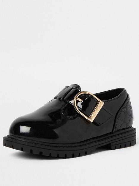 river-island-mini-mini-girls-mary-jane-school-shoe-black