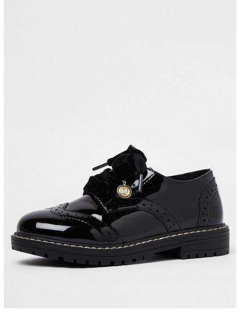 river-island-girls-chunky-brogue-school-shoe-black