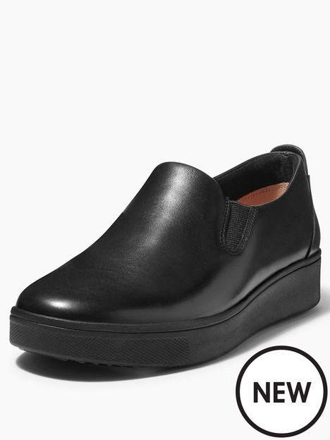 fitflop-rally-slip-on-trainers-blacknbsp
