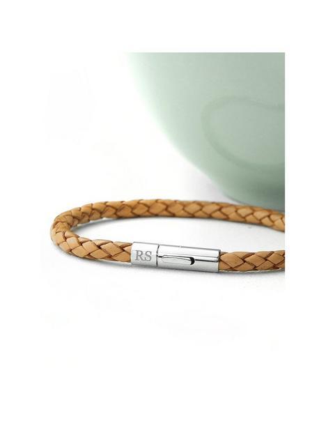 treat-republic-treat-republic-personalised-mens-leather-capsule-bracelet-tan