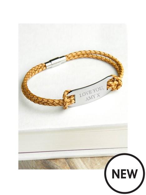 treat-republic-treat-republic-treat-republic-personalised-mens-statement-leather-bracelet-in-sandstone
