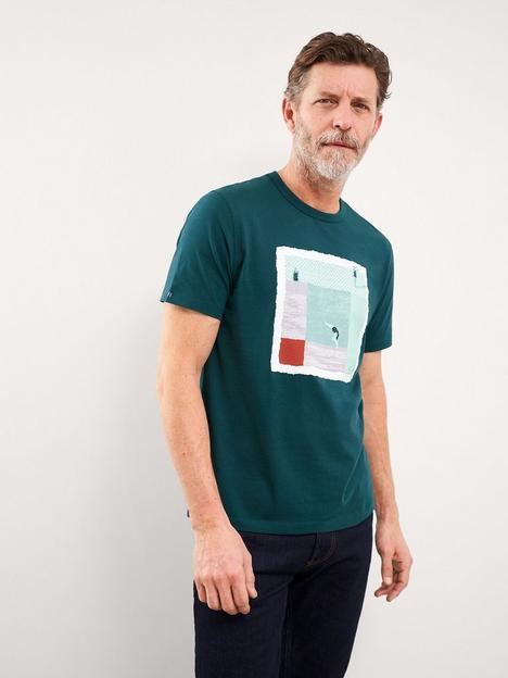 white-stuff-cube-organic-graphic-t-shirt-teal