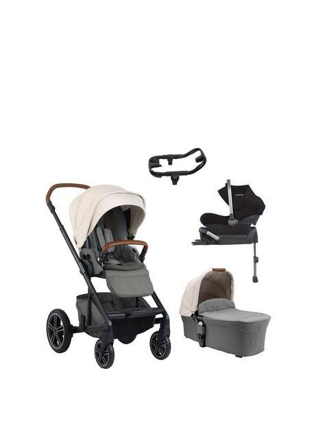 nuna-mixx-stoller-bundle-carry-cot-car-seat-amp-adaptor