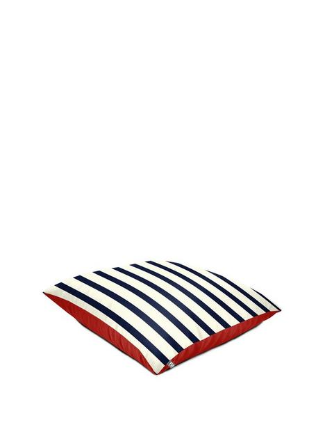 rucomfy-nautical-striped-floor-cushion