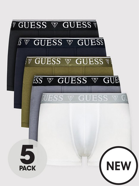 guess-5-pack-boxers-multi
