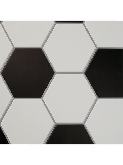 arthouse-football-goal-mono-wallpaper