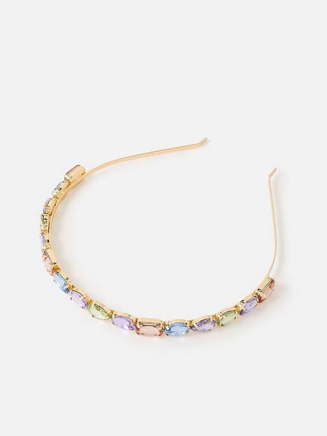 accessorize-pastel-gem-alice-band