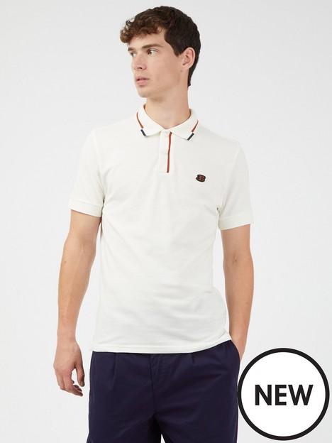 ben-sherman-textured-pique-polo-shirt