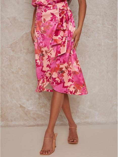 chi-chi-london-chi-chi-floral-mix-print-skirt